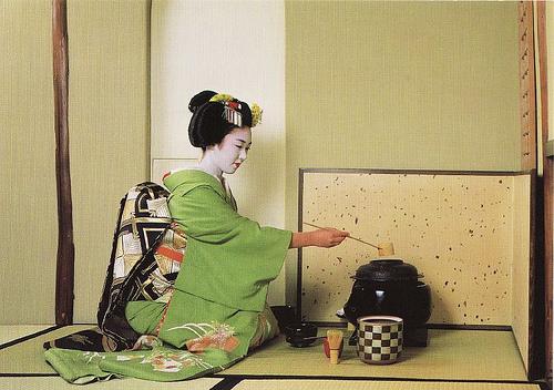 Những điều thú vị trong trà đạo của người Nhật  20042017
