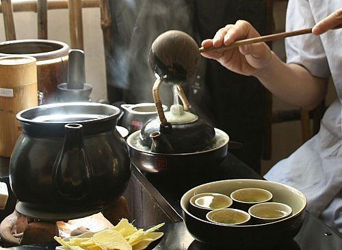 Những điều thú vị trong trà đạo của người Nhật  20042018