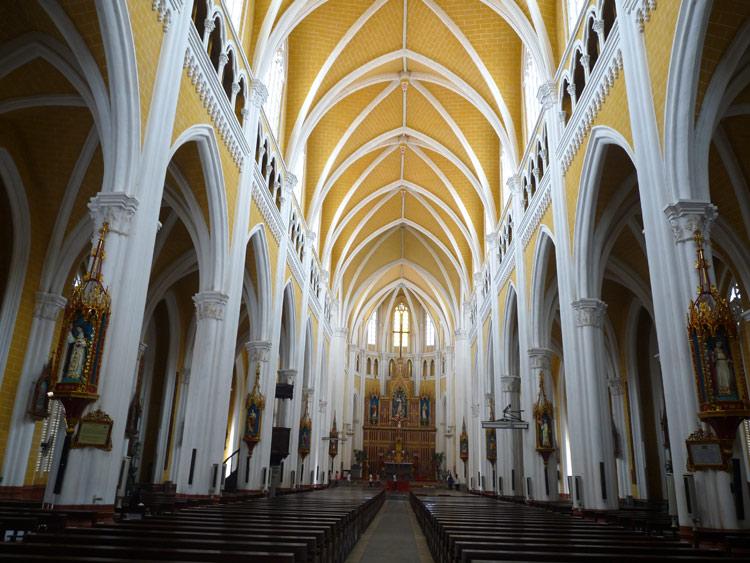Những nhà thờ đẹp ở Nam Định 221