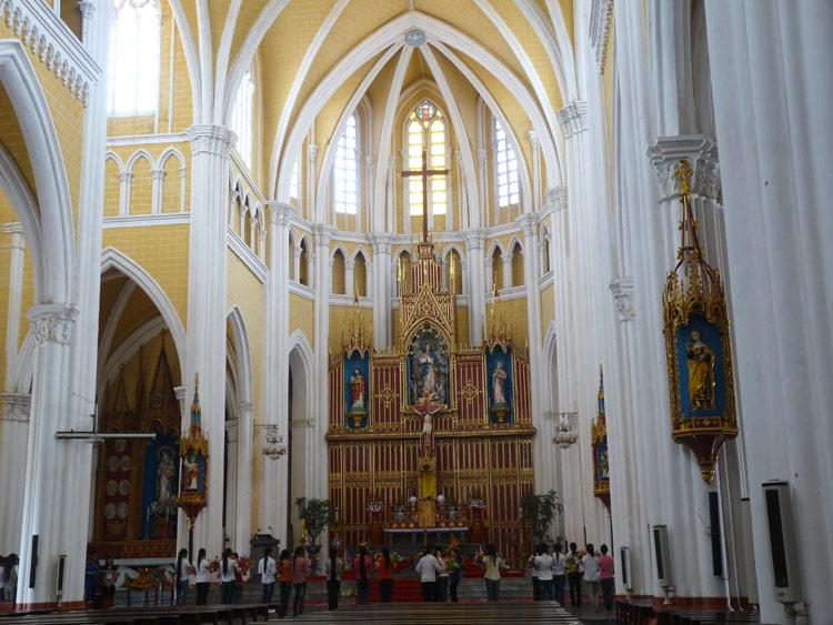 Những nhà thờ đẹp ở Nam Định 321