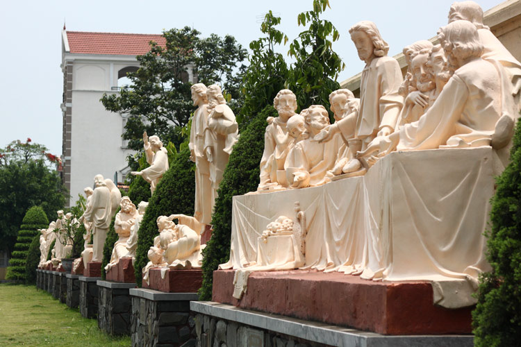 Những nhà thờ đẹp ở Nam Định 421