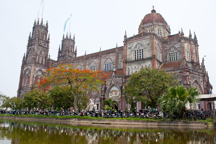 Những nhà thờ đẹp ở Nam Định 618