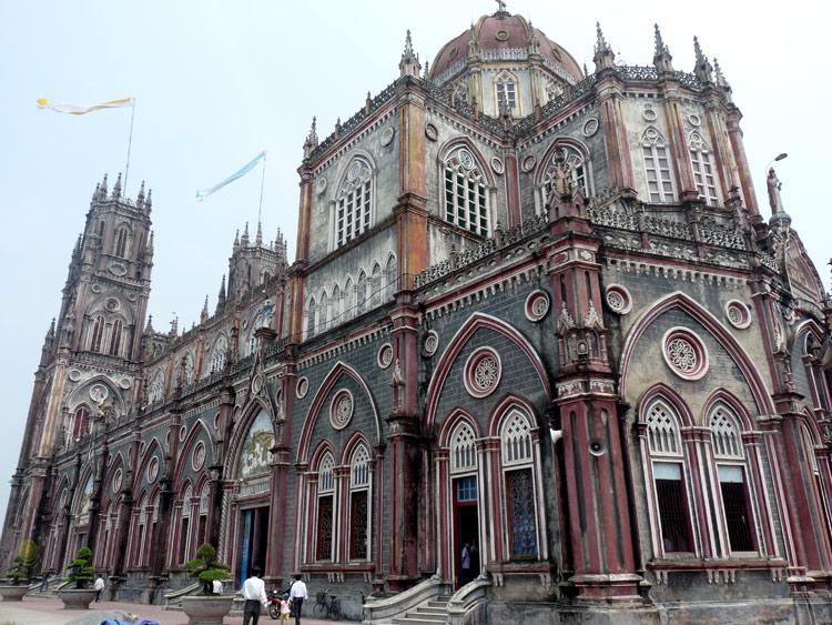 Những nhà thờ đẹp ở Nam Định 720
