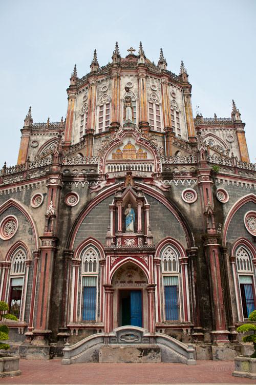 Những nhà thờ đẹp ở Nam Định 818