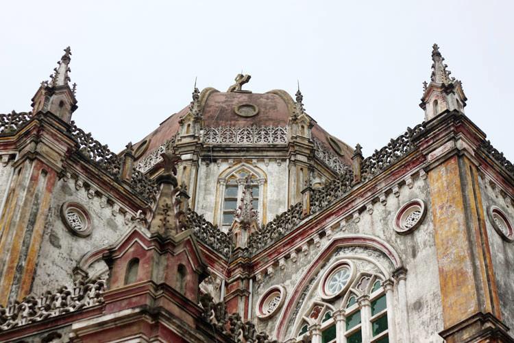 Những nhà thờ đẹp ở Nam Định 918