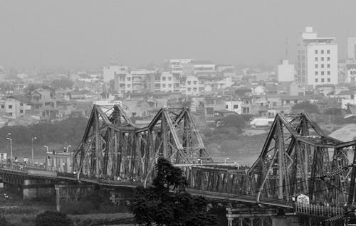 Vẻ đẹp cây cầu Long Biên 100 năm tuổi Dsc_0010