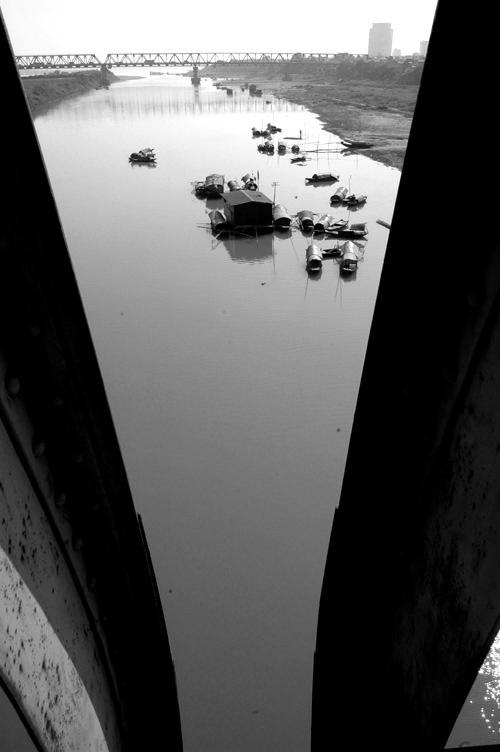 Vẻ đẹp cây cầu Long Biên 100 năm tuổi Dsc_7910