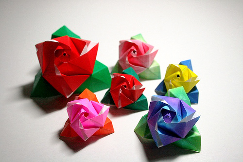 Bông hồng ma thuật E1212010