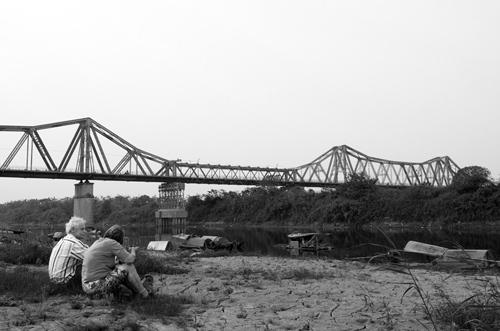 Vẻ đẹp cây cầu Long Biên 100 năm tuổi Htv_0910