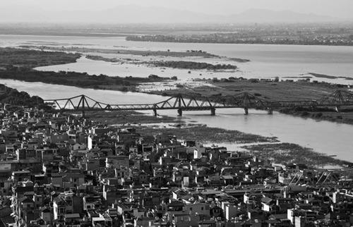 Vẻ đẹp cây cầu Long Biên 100 năm tuổi Htv_3910