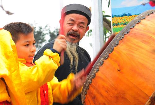 Lễ hội làng Triều Khúc Images20