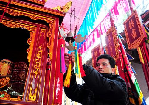 Lễ hội làng Triều Khúc Images21