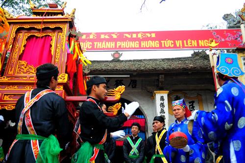 Lễ hội làng Triều Khúc Images23