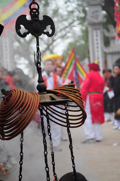 Lễ hội làng Triều Khúc Images24