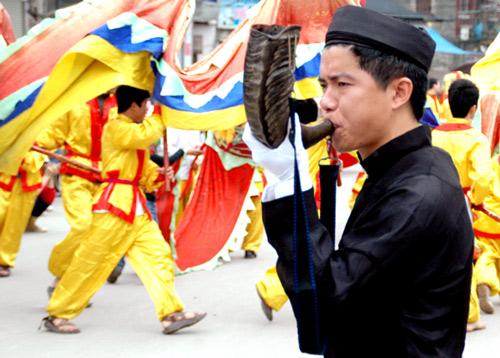 Lễ hội làng Triều Khúc Images25