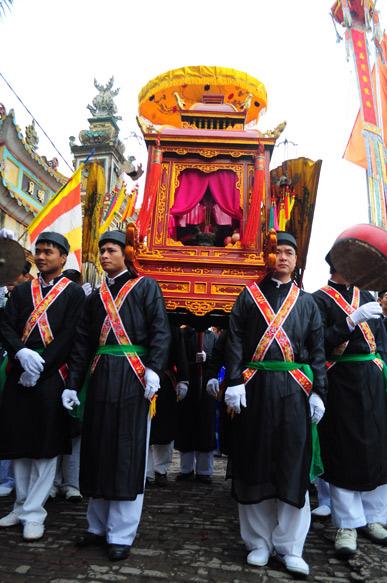 Lễ hội làng Triều Khúc Images26