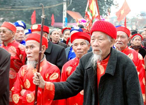 Lễ hội làng Triều Khúc Images27