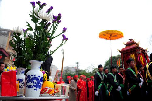Lễ hội làng Triều Khúc Images28
