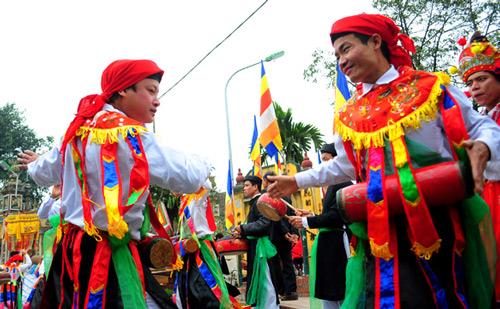 Lễ hội làng Triều Khúc Images31