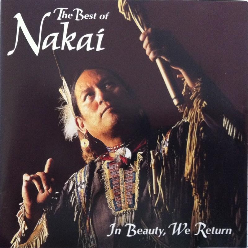 The Best of Nakai - Native American Music Img_1310