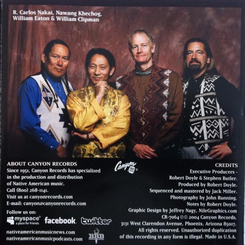 The Best of Nakai - Native American Music Img_1311