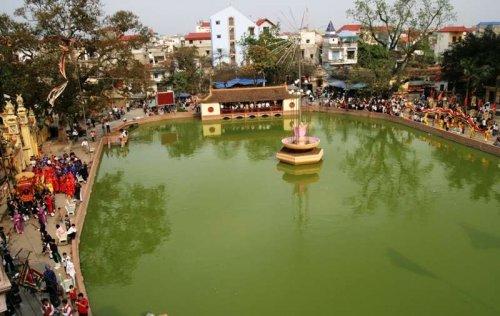 Lễ hội làng Triều Khúc Lehoit10