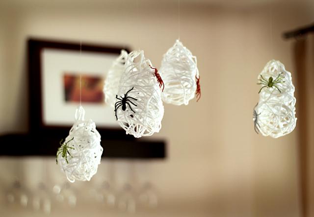 Mạng nhện lơ lửng treo trần nhà Mang-n18