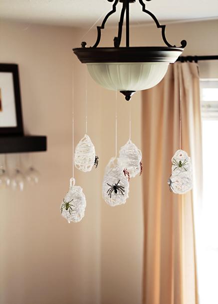 Mạng nhện lơ lửng treo trần nhà Mang-n19