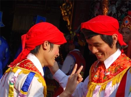 Lễ hội làng Triều Khúc Muatro12
