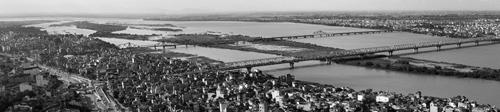 Vẻ đẹp cây cầu Long Biên 100 năm tuổi Panora12