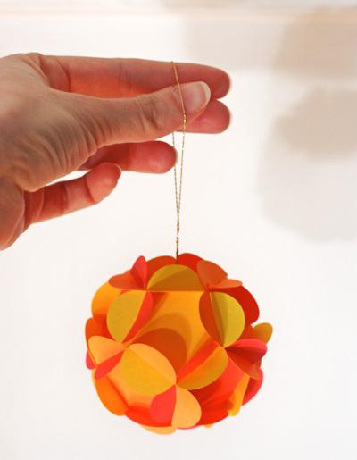 Cách làm quả cầu hoa 3D Qua-ca14