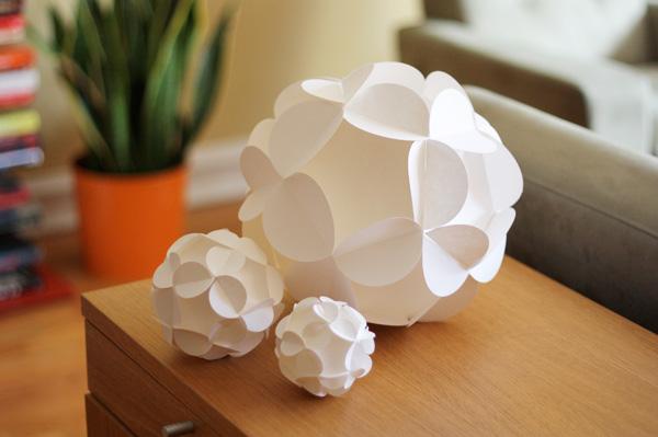 Cách làm quả cầu hoa 3D Qua-ca15