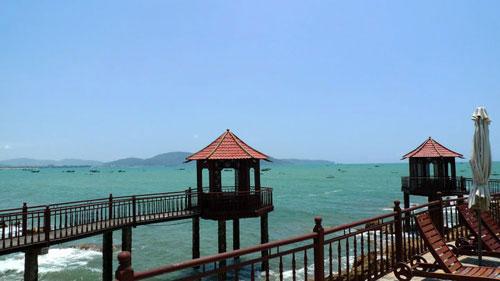 Lãng mạn phố biển Quy Nhơn Quynho11