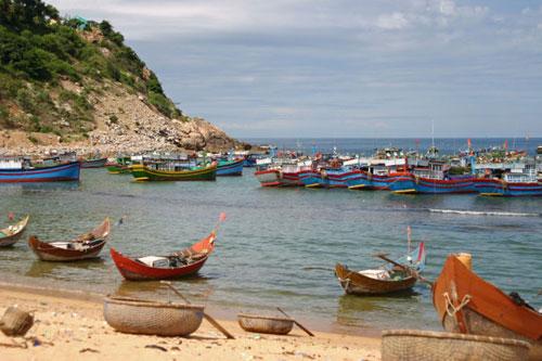 Lãng mạn phố biển Quy Nhơn Quynho13