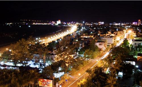 Lãng mạn phố biển Quy Nhơn Quynho23