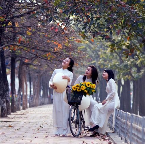 Thiên nhiên Hà Nội qua ống kính Xuân Chính  Thieun10