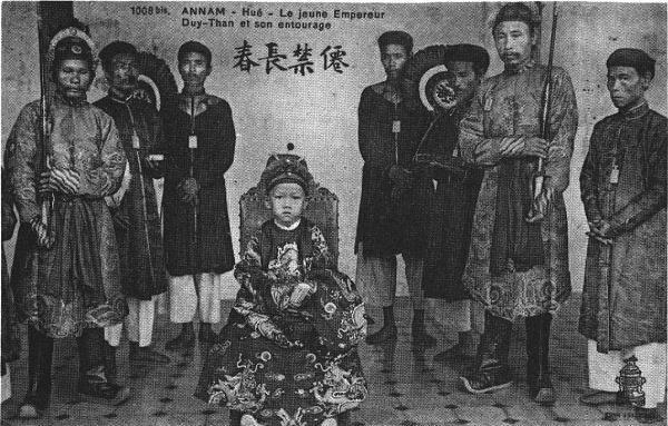 Hình ảnh Vua VN, thế kỷ 20 Vuaduy10