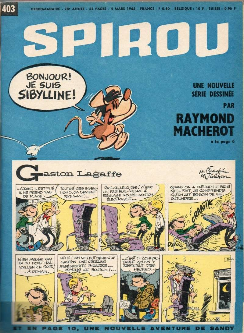 Les petites souris dans la littérature enfantine Sibyll10