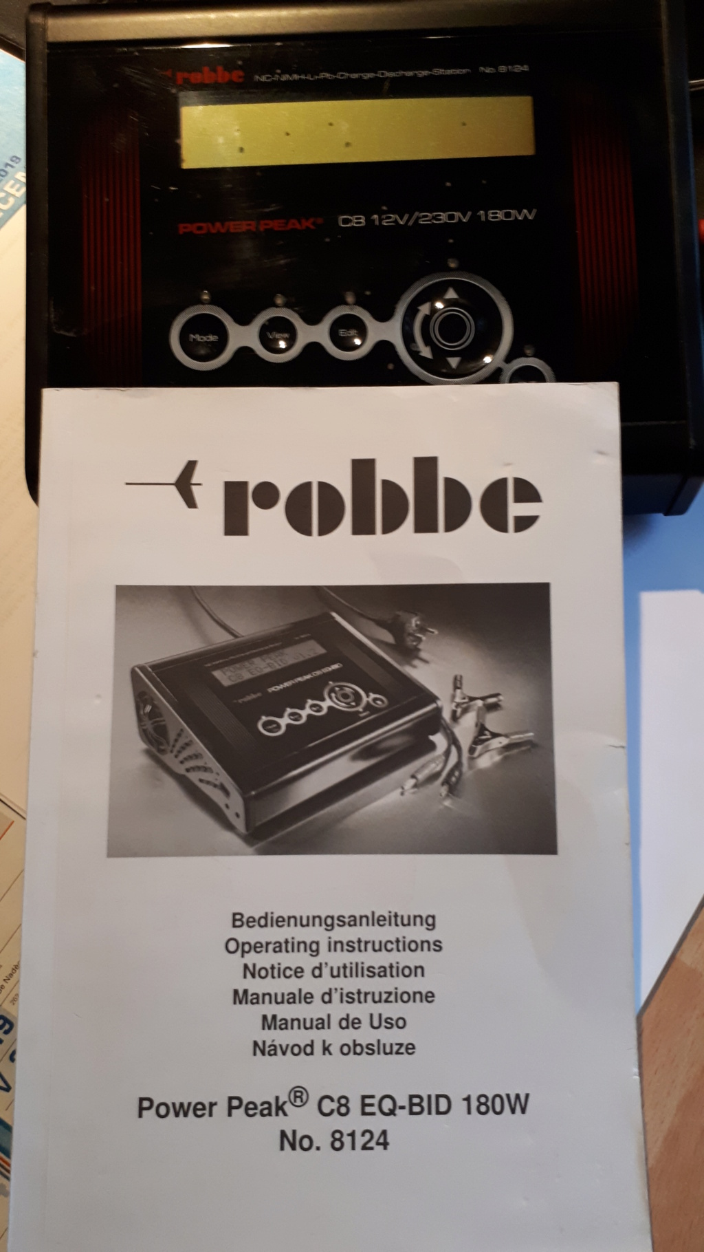 chargeur robbe 20200110