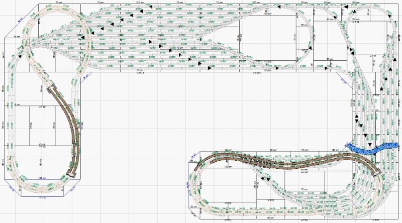 WILBOURG, le réseau de 3rails Niveau11