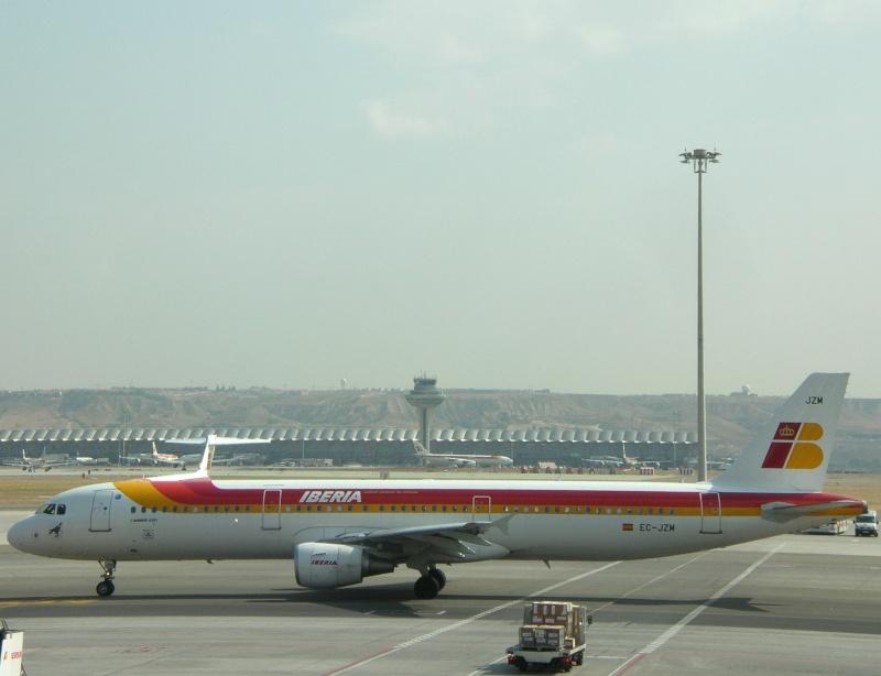 Madrid - Barajas (MAD / LEMD) Gh10