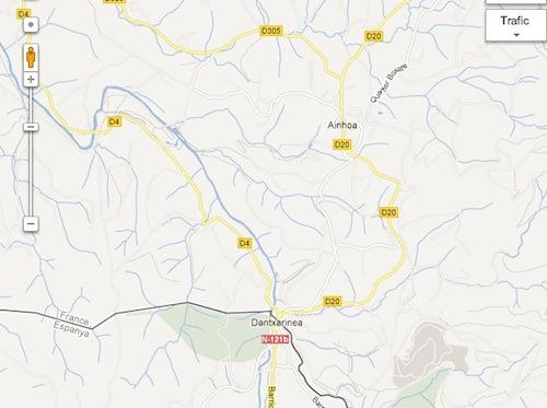 Google Maps VS Mapsource. Captu212