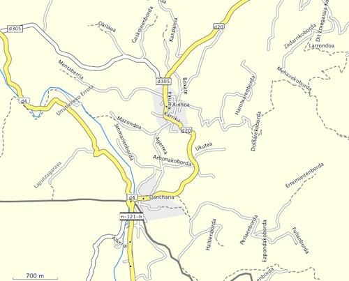 Google Maps VS Mapsource. Captu213