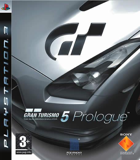 Gran Turismo 5 prologue Boxart10