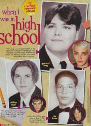 MCR High school pic High_s10