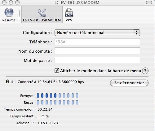 driver lg ldu-800 de wana modem wana