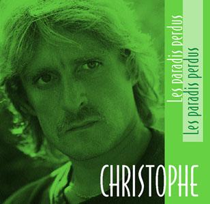Dreyfus shop Album Christophe Les Paradis Perdus 36168210