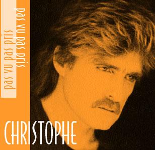 Dreyfus shop Album Christophe Pas vu pas pris 36173210