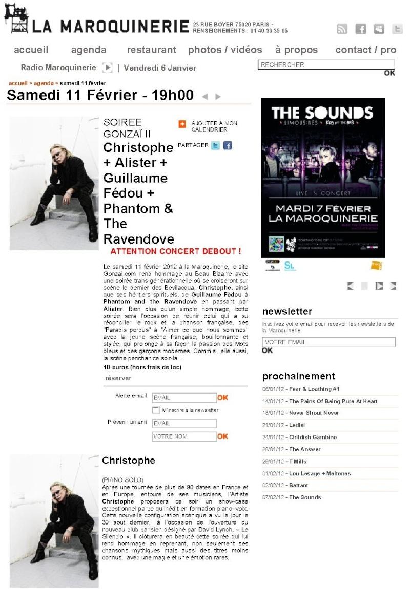 11.02.2012 Hommage au Beau bizarre – La Maroquinerie  _www_l10