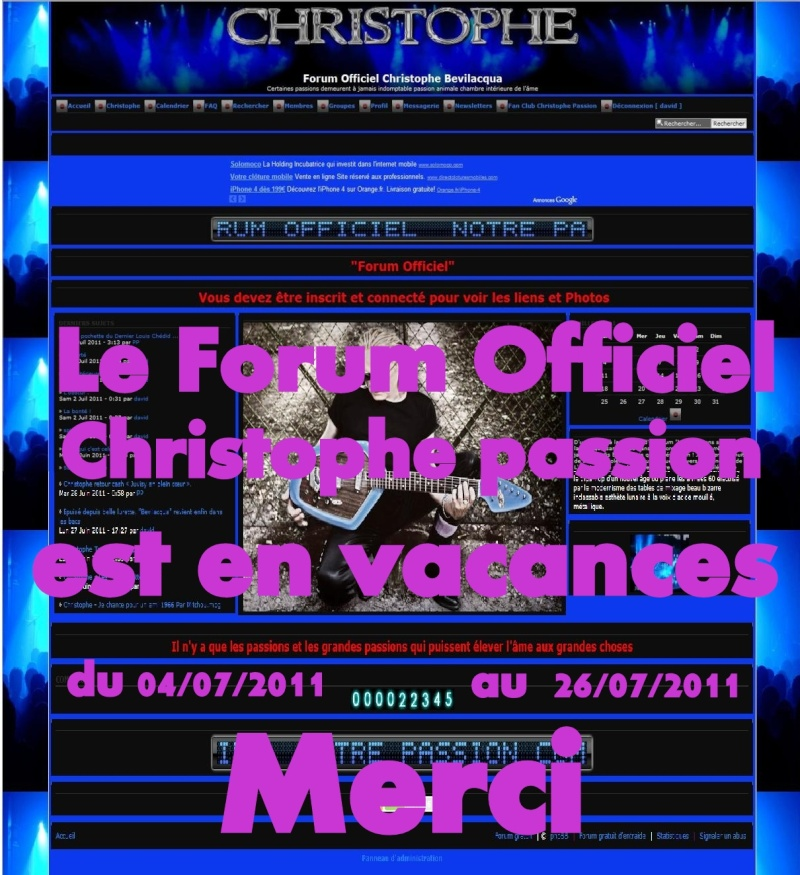 Le forum Officiel Christophe passion est en vacances Doc22c10